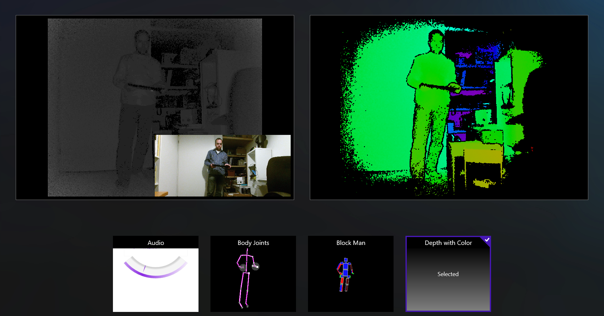 Kinect Archives - Roland Smeenk